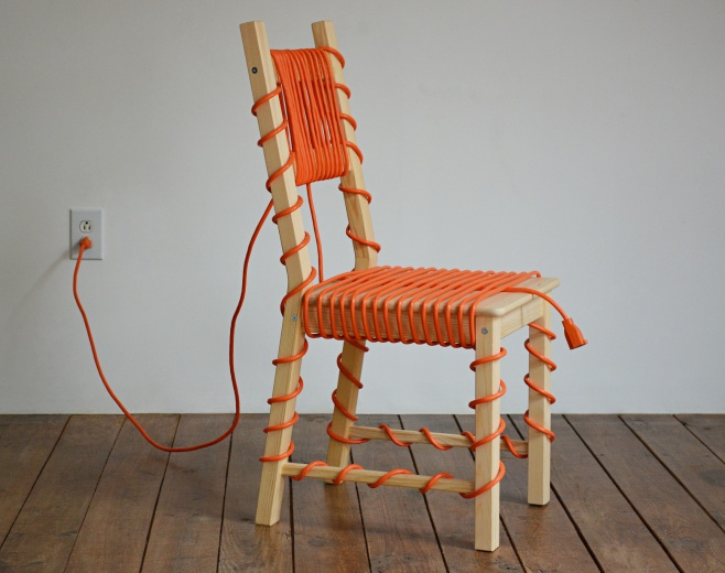 Electric chair, 2017